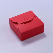 Small Cardboard Paper Cake Packaging Box